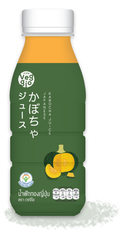 veggio JAPANESE KABOCHA JUICE product