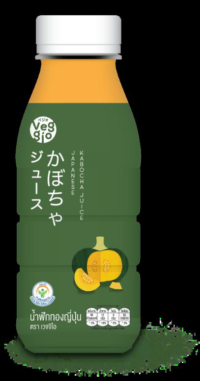 veggio JAPANESE KABOCHA JUICE product